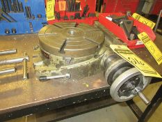 PHASE II 10'' ROTARY MACHINE TABLE, S/N H-0138