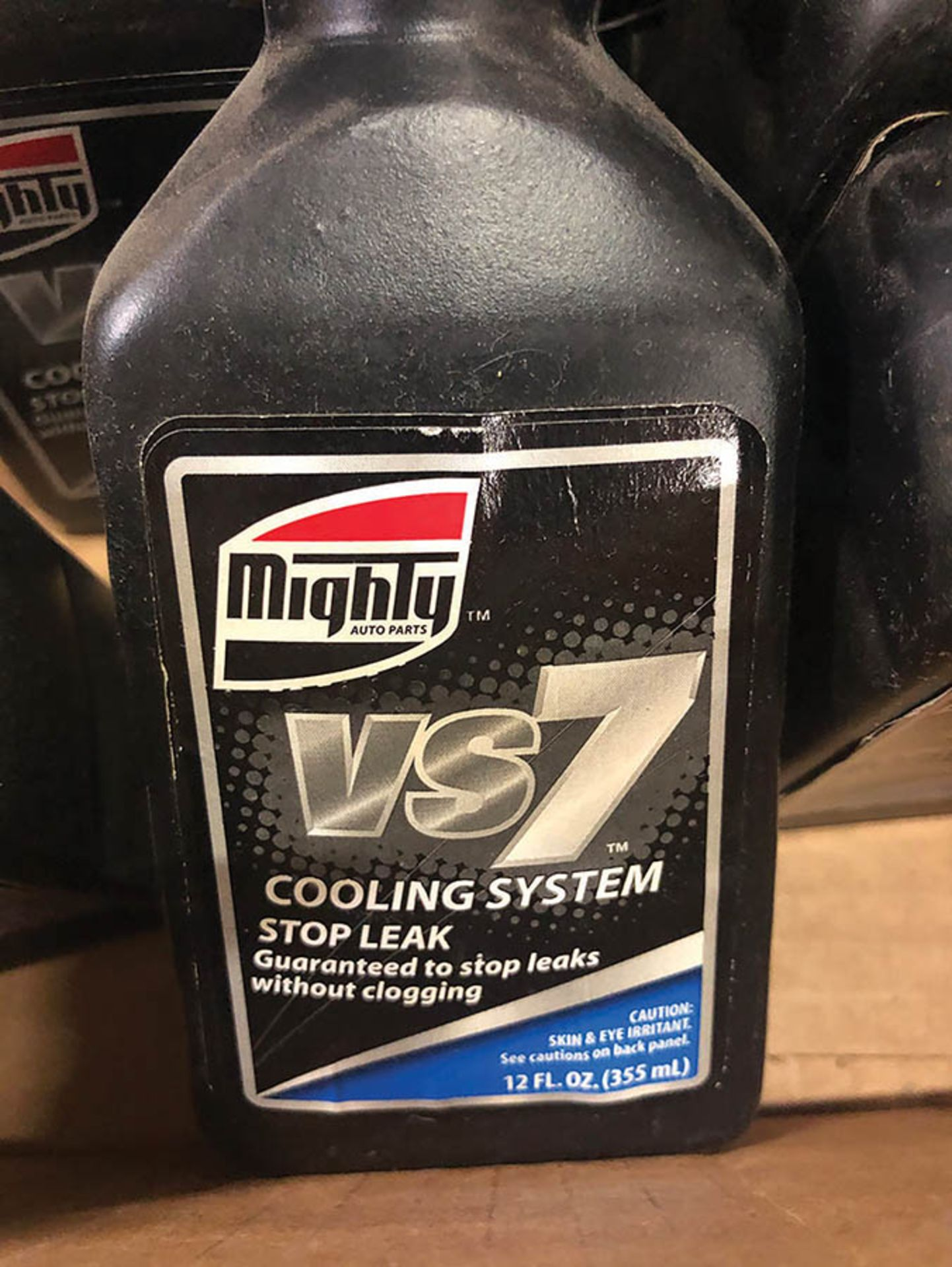 Lot 49 - (11) BOTTLES OF MIGHTY VS7 COOLING SYSTEM