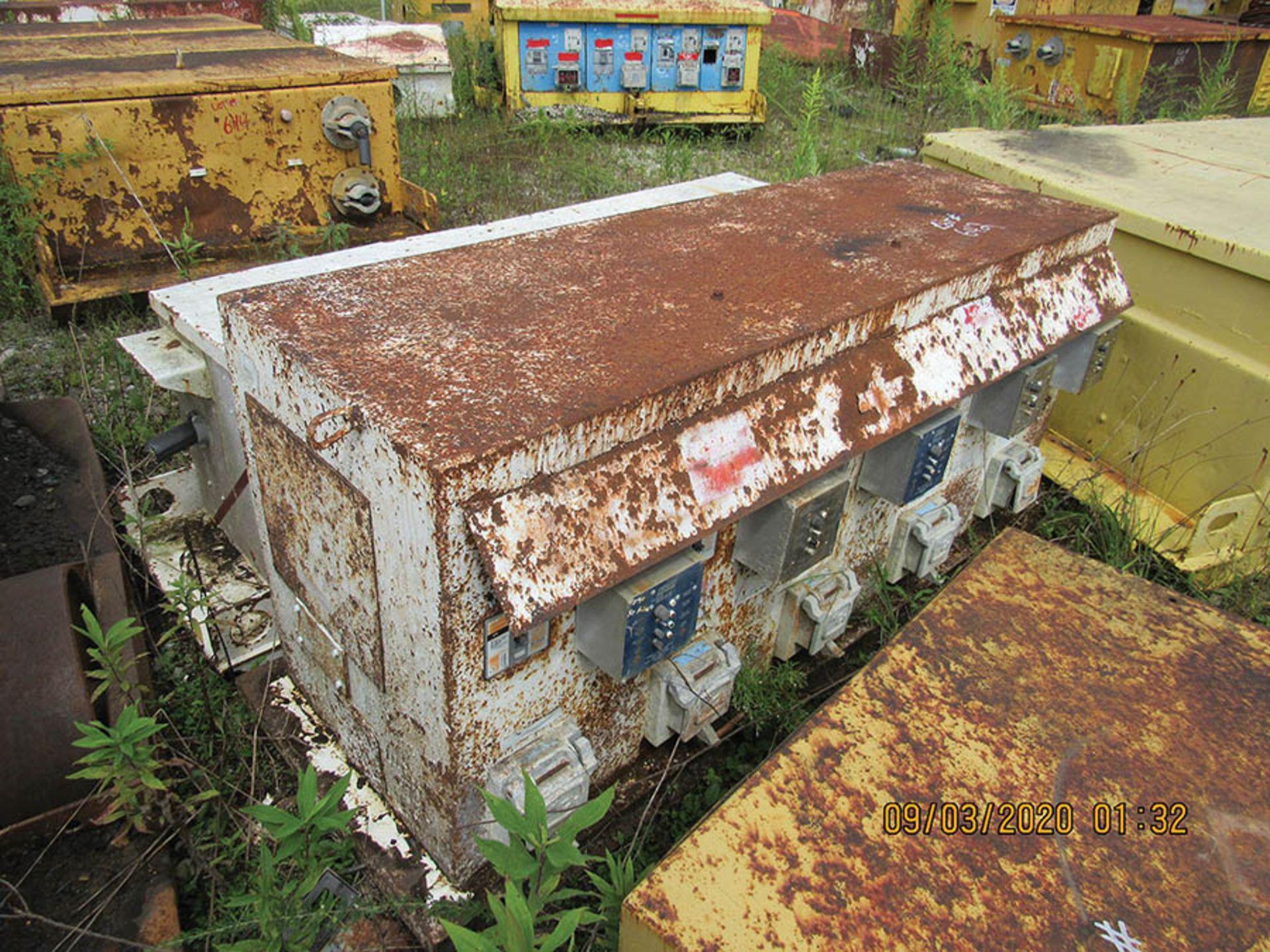 Lot 642 - PEMCO GROUND MONITOR