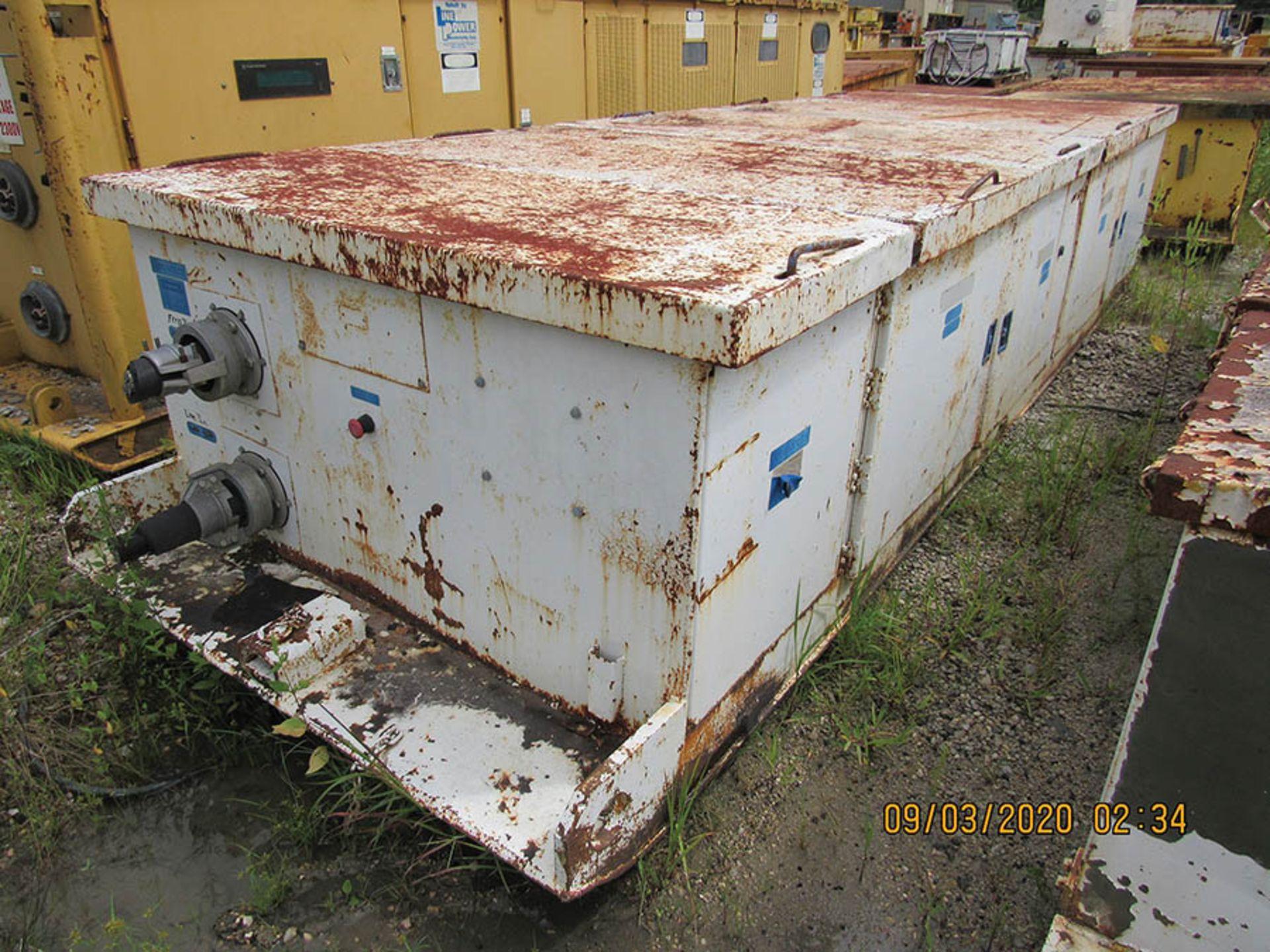 Lot 714 - 7200 VOLT SPLITTER BOX