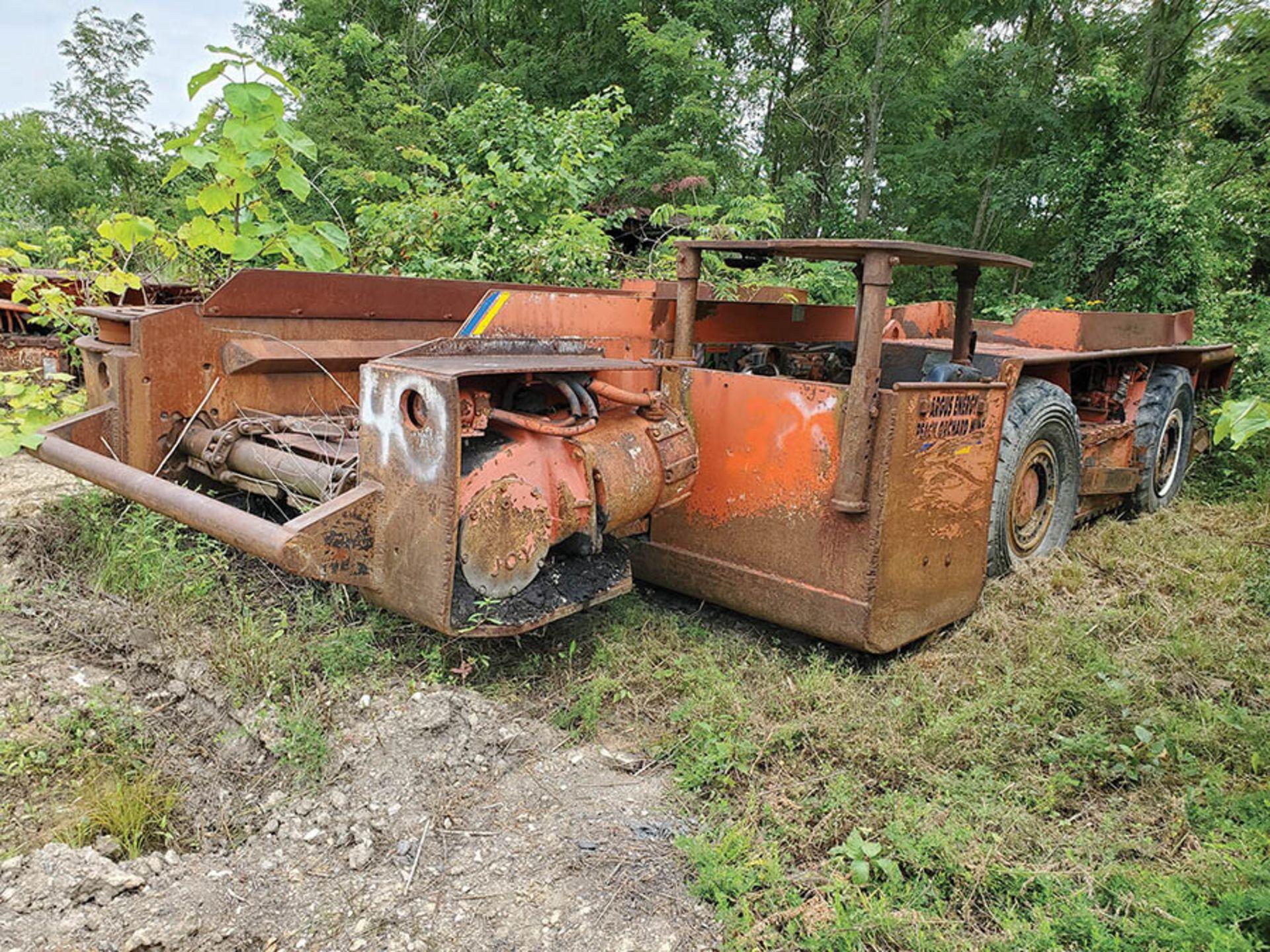 Lot 330 - JOY 10SC SHUTTLE CAR, S/N ET16401, LOCATION: CZAR SHOP