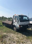 MITSUBISHI FUSO ROLLBACK TRUCK, 94'' X 216'' BED, CT 124, LOCATION: MARCO SHOP