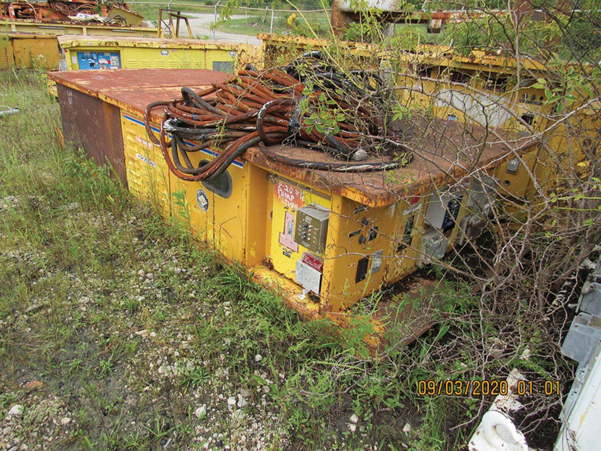 Lot 614 - PEMCO POWER CENTER, S/N 121994
