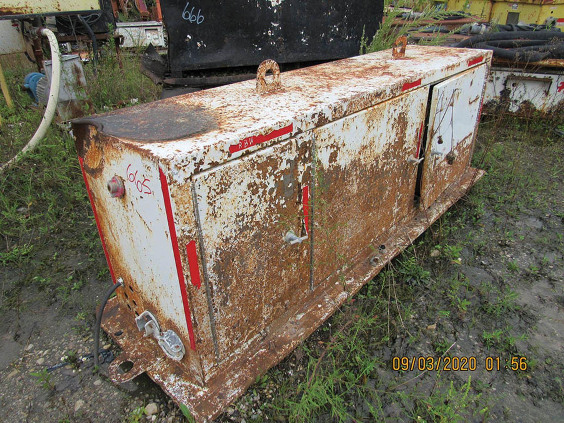 Lot 665 - MINING RESISTOR BOX