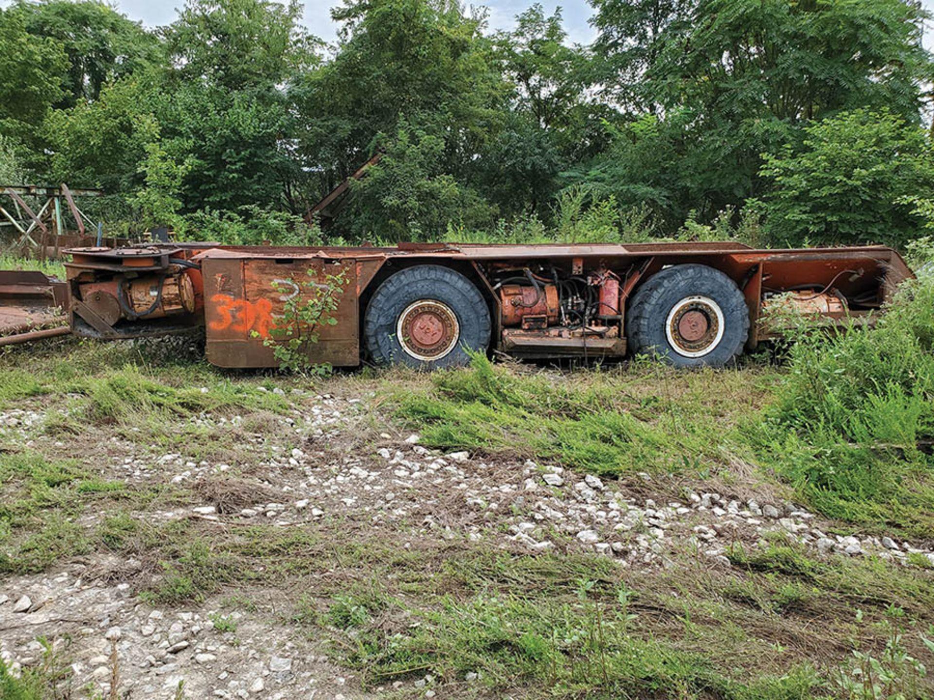 Lot 338 - JOY 10SC SHUTTLE CAR, S/N ET15868, LOCATION: CZAR SHOP