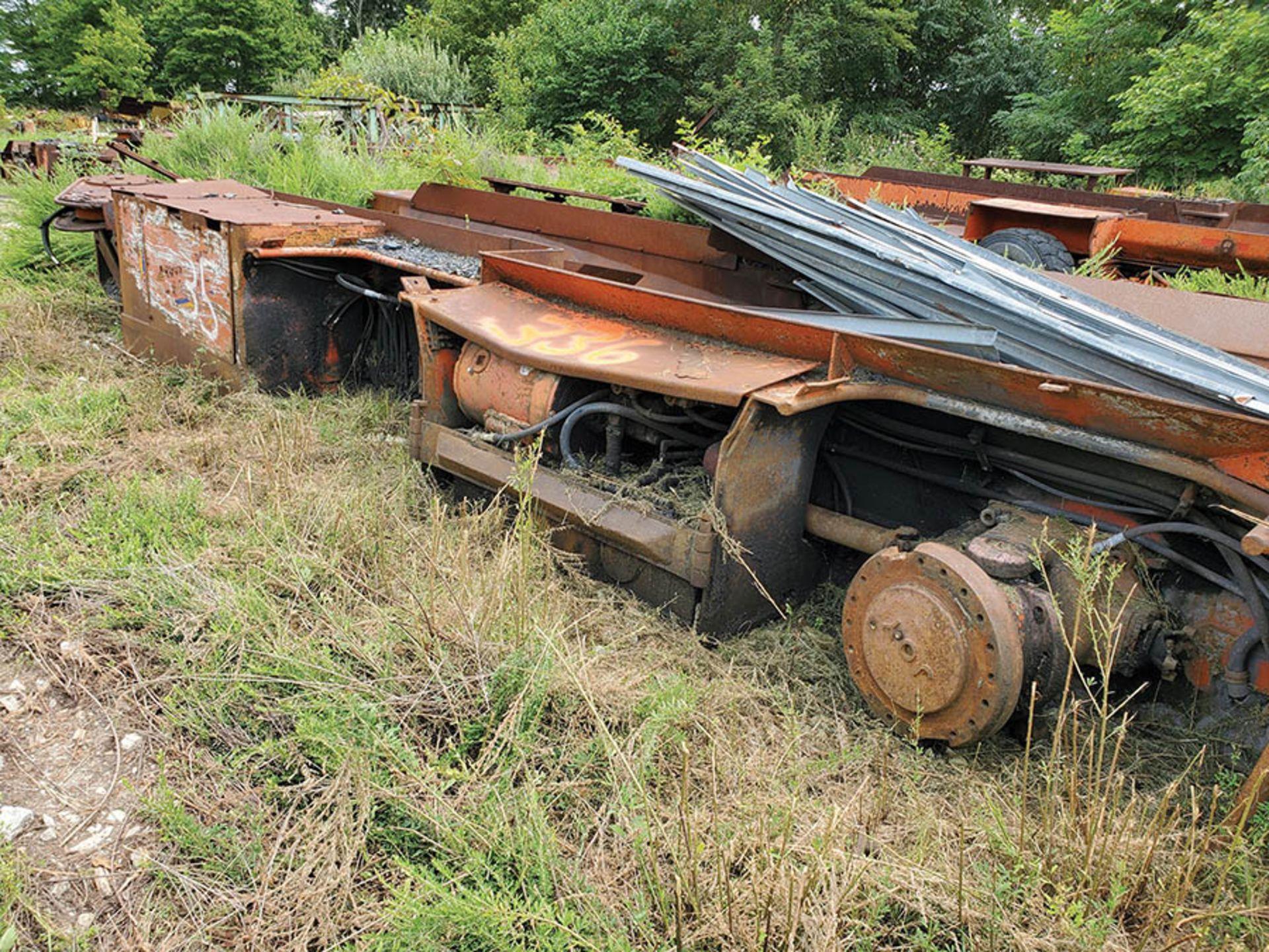 Lot 336 - JOY 10SC SHUTTLE CAR, S/N ET11243, LOCATION: CZAR SHOP