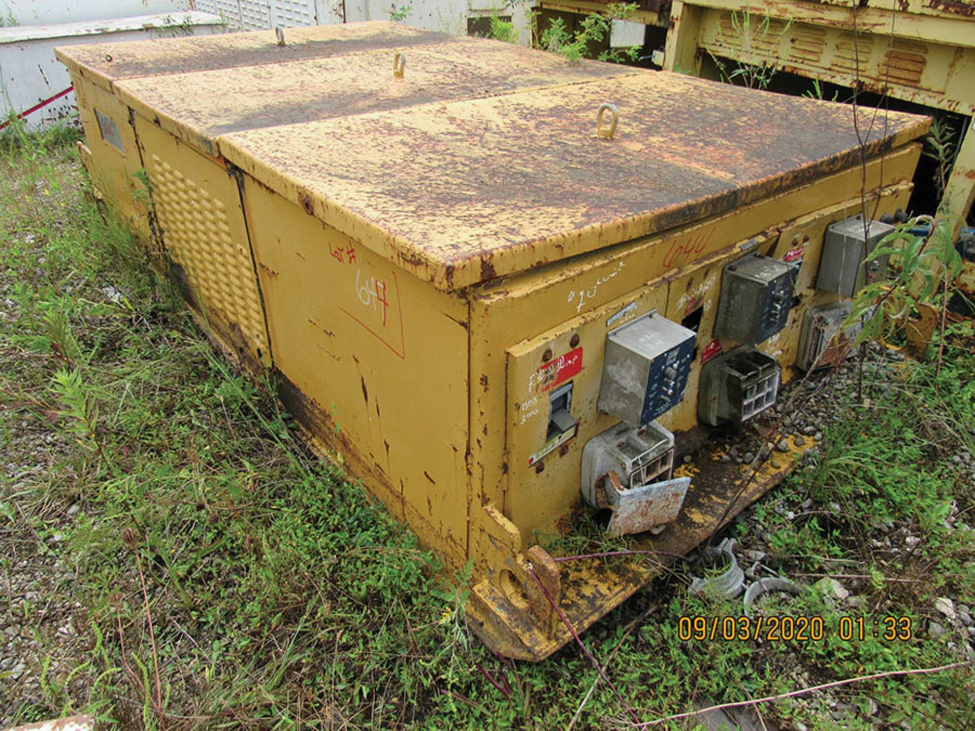 Lot 644 - POWER CENTER, INFORMATION N/A