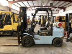 2014 UNILEV 6,000-LB., MODEL: UT30P, S/N: A281J03679M, LPG, LEVER SHIFT TRANSMISSION, PNEUMATIC