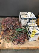 SKID OF ASSORTED WIRE