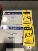 (2) ULINE INDUSTRIAL TENSIONER H-572, NEW IN BOX