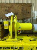 AERO-MOTIVE WEATHERPROOF ELECTRIC CABLE REEL, MODEL 1253173240JN8 (NEW)