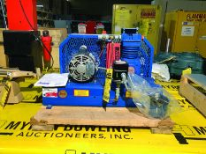 JENNY MODEL F13S-BS 1/3HP BASS MOUNTED AIR COMPRESSOR (NEW)