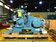 GENERAL MODEL TF50BB 5HP BASE MOUNTED AIR COMPRESSOR (NEW)