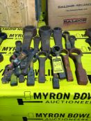 LOT OF 22 MISC KNOCK WRENCHES