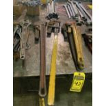 (2) 36'' PIPE WRENCHES