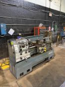 ACRA TURN 16 X 40 ENGINE LATHE, 20'' SWING, 10'' CHUCK, 56'' BED, 1,800 RPM CAP., MODEL: 95801, S/