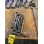 (6) 1'' - 2'' HAMMER WRENCHES