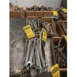 ASSORTED COMBINATION WRENCHES