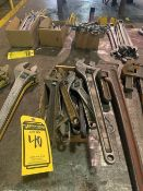 ASSORTED CRESCENT WRENCHES