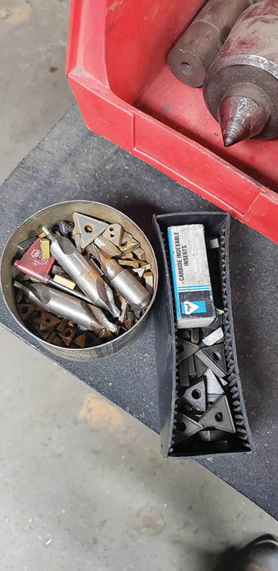 ASSORTED CARBIDE INSERTS - Image 3 of 4