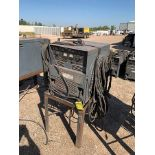 LINCOLN R3S 400 WELDING POWER SOURCE, S/N AC491282