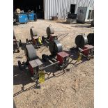 (2) LINCOLN LN-7 WIRE FEEDERS