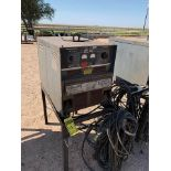 LINCOLN R3S 400 WELDING POWER SOURCE, S/N AC399208