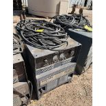 LINCOLN R3S WELDING POWER SOURCE, S/N AC308924
