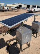 TIMBERLINE, MODEL 4050 SOLAR-POWERED METHANOL INJECTION PUMP