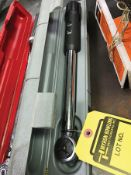 3/8'' TORQUE WRENCH 10-250 INCH LBS