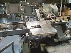 BLISS 40-TON OBI RING PRESS, OUTFEED RING SORTER, SCRAP BLOWER @ 3,050 RPM, LINK SYSTEM 1,100