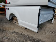 (NEW TAKEOFF) FORD F-250 8' TRUCK BED, 4X4 STICKER, NO TAILGATE