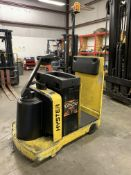 ***LOCATED IN HAMILTON, OHIO*** 2016 HYSTER ELECTRIC TOW TRACTOR, MODEL: T5ZAC, BATTERY WT: 1,450-LB