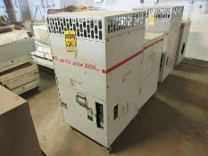 SUPER COLLECTOR 3000 AIR CLEANER AND FILTER UNIT