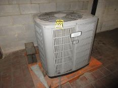 2006 AMERICAN STANDARD ALLEGIANCE 13 CENTRAL AIR CONDITIONER, 200-230/60/ SINGLE PHASE