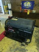 HONDA BLACK MAX GAS POWERED GENERATOR, 7,000 RUNNING WATTS, 13-HP