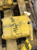 CATERPILLAR 963 HYDRAULIC PUMP, REBUILT