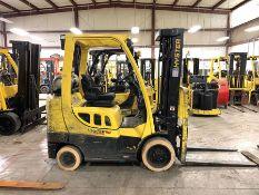 (2) 2016 HYSTER 6,000-lb., Model S60FT, S/N H187V05490P & H187V05489P, LPG