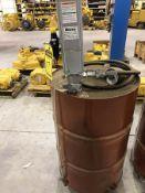 BALCRANK TRANSFER PUMP, MODEL 1130-015, MAX AIR INPUT PRESSURE 150 PSI, MAX FLUID PRESSURE 490 PSI