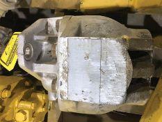 CATERPILLAR HYDRAULIC PUMP, REBUILT