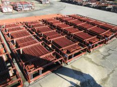 (12) ECONOMIZERS/ CRATED PIPE PANELS, 11,440 - 13,289 LB. EACH, LOCATION: GRID 4I & 4J