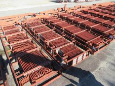 (7) ECONOMIZERS/ CRATED PIPE PANELS, 11,440 - 13,347 LB. EACH, LOCATION: GRID 4G