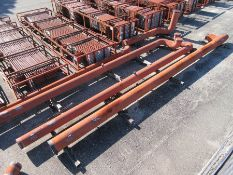 ASSORTED PIPE: 12'' - 22'' DIA. UP TO 563'', 30,689 LB., LOCATION: GRID 4G