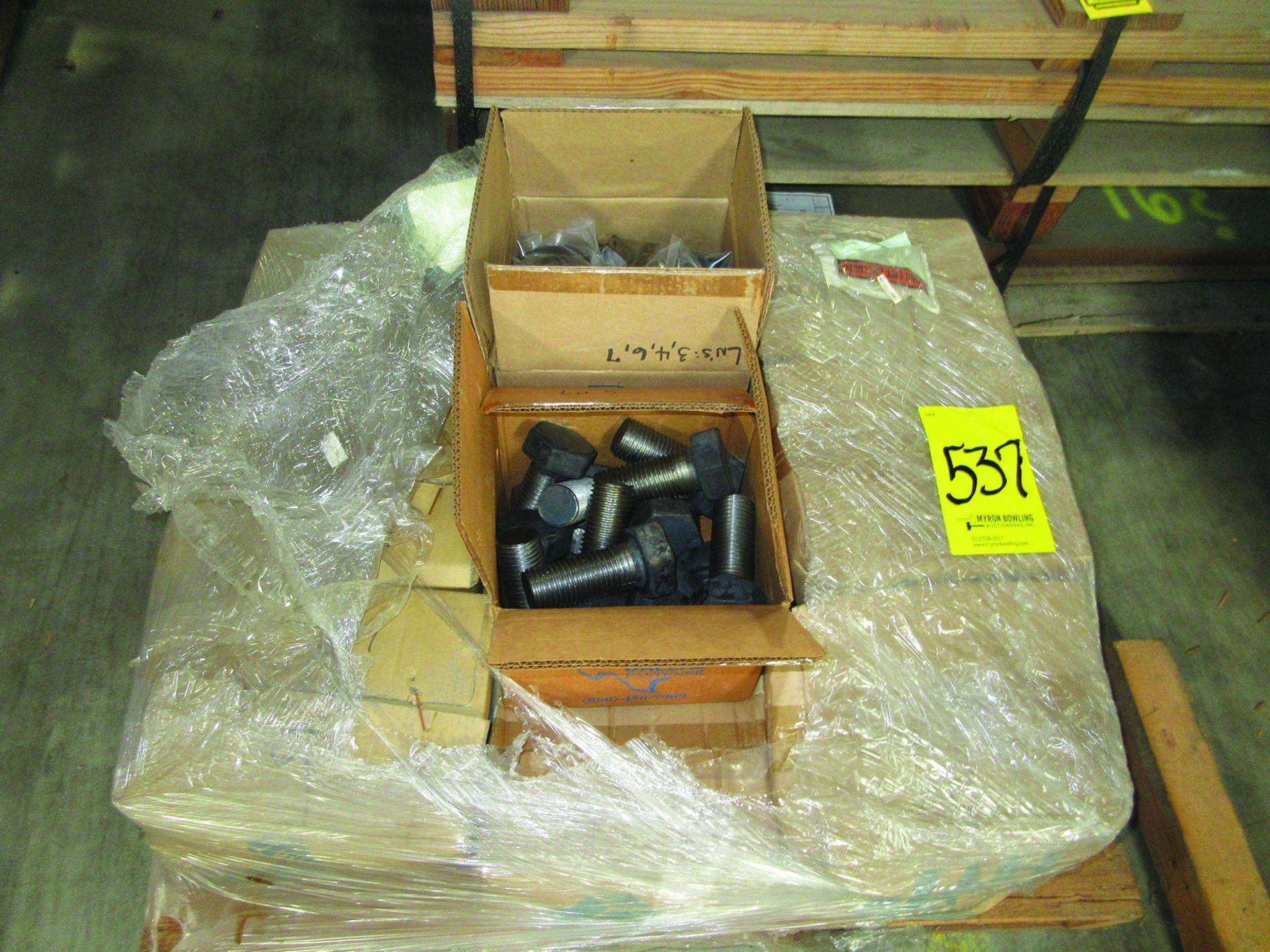 (8) NITROGEN FILLED RADIATORS, 5,000 LB EACH, DIMENSIONS 200'' X 80'' X 26'', (5) EXPANSION - Image 7 of 7