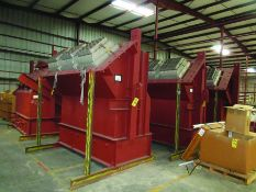 (8) SOFA CORNERS FOR WINDBOXES, 11,500 LBS. EACH, HIGH TEMP. INSULATION, ANGLE, OTHER STRUCTURAL