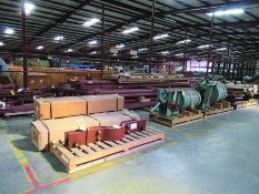 STRUCTURAL STEEL & SPRING CANS: RODS, I-BEAMS, GRID D5