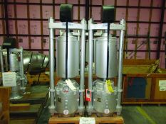(7X) CONSOLIDATED 6'' PRESSURE RELIEF VALVES, (2X) CONSOLIDATED 2 1/2'' PRESSURE RELIEF VALVES,