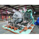 2008 FLOWSERVE BOILER FEED WATER PUMP, SIZE 80-CHTA-6, 5,500 RPM, CAP. 5,440 GPM, MAWT: 375° F, 11,