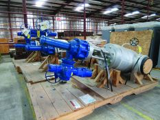 (3) WEHR HIGH PRESSURE GATE VALVES, (1) 18'', (2) 16''; SERVICE: CL2500-B16.34, 6,250 PSIG AT
