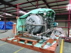 2008 FLOWSERVE BOILER FEED WATER PUMP, SIZE 80-CHTA-6, 5,500 RPM, CAP. 5,440 GPM, MAWT 375° F, MAWP: